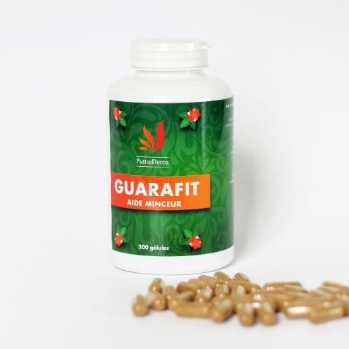 gélules guarafit