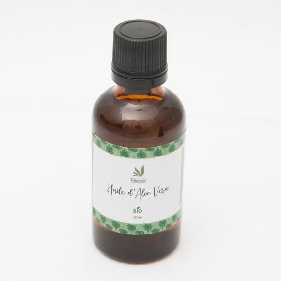 huile d'aloe vera