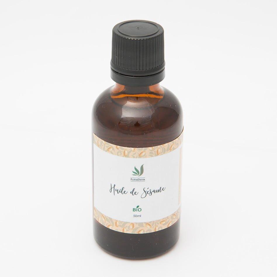 huile de sésame