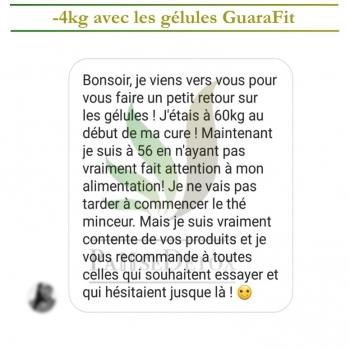 avis -4kg imanea_ gélules guarafit