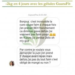 avis im_ah_love 2kg en 4jours gelules guarafit